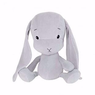 Obrázek Mazlíček Effik Bunny s šedými oušky