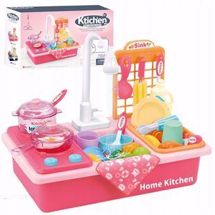 Obrázek Malá kuchyňka s tekoucí vodou