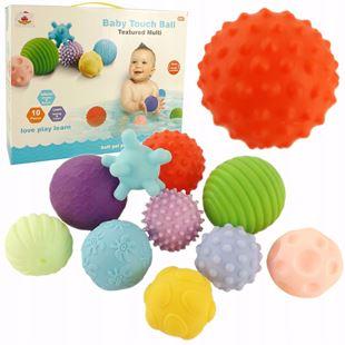 Obrázek Smyslová dětská sada míčků