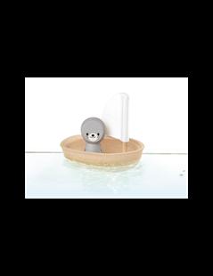 Obrázek Plachetnice s lachtanem