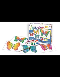 Obrázek Akvarely junior - Motýli