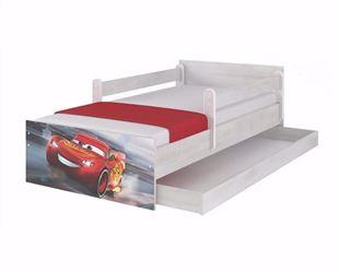 Obrázek Disney Dětská postel Cars 3 – McQueen 180x90 cm