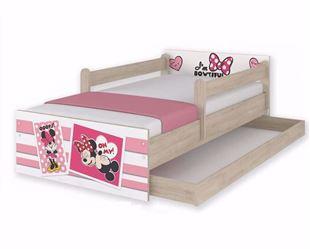 Obrázek Disney Dětská postel Minnie Ups 200x90 cm