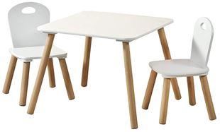 Obrázek Dětský stůl s židlemi Scandi