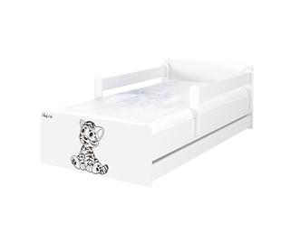Obrázek Dětská postel Max Tygřík 160x80 cm
