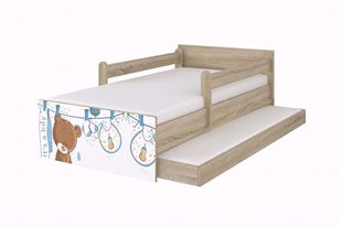 Obrázek Dětská postel Max Baby Medvídek 160x80 cm