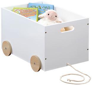 Obrázek Dětský vozík na hračky Scandi