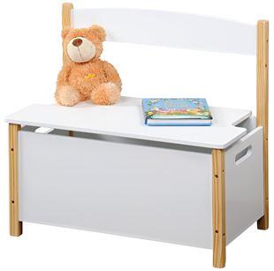 Obrázek Dětská lavice s úložným prostorem Scandi