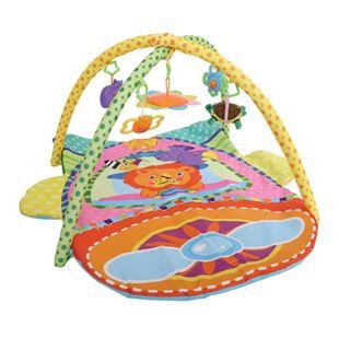 Obrázek Hrací deka s hrazdou Lorelli PLANE 93X73