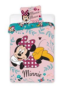 Obrázek Dětské povlečení Minnie Mouse 140x200 cm