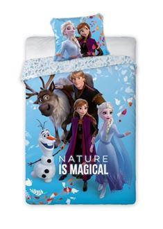 Obrázek z Dětské povlečení Frozen Magical 140x200 cm