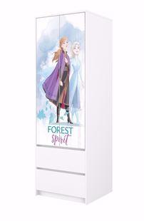Obrázek Disney Šatní skříň Frozen II