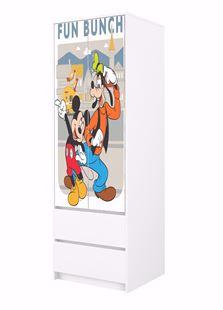 Obrázek Disney Šatní skříň Mickey Mouse