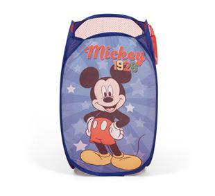 Obrázek Dětský skládací koš na hračky Mickey