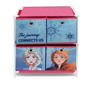 Obrázek Organizer na hračky Ledové Království