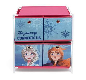 Obrázek z Organizer na hračky Ledové Království