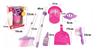 Obrázek z Dětský uklízecí set - fialovo-růžový