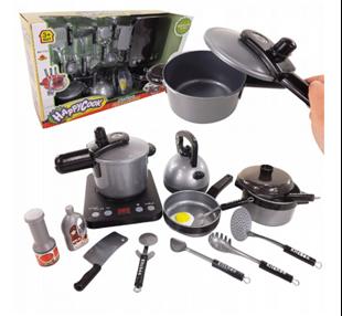 Obrázek Set kuchyňského příslušenství s vařičem