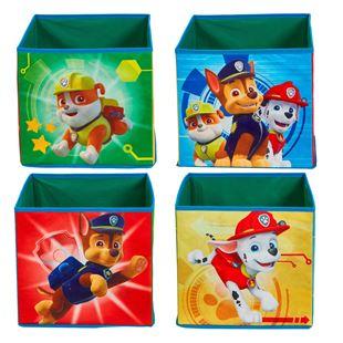 Obrázek Dětské úložné boxy Tlapková Patrola