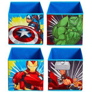 Obrázek Dětské úložné boxy Avengers