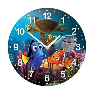 Obrázek Dětské hodiny Nemo