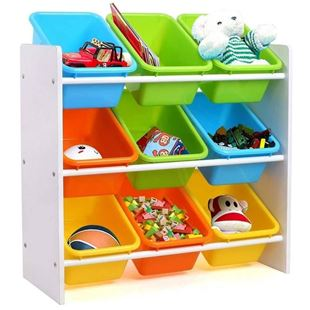 Obrázek Organizér na hračky Multicolor
