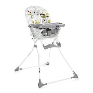 Obrázek Jídelní židlička COOKIE GREY KOALAS