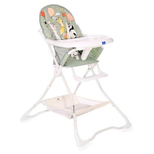Obrázek Jídelní židlička BONBON GREEN BIRTHDAY