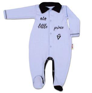 Obrázek Bavlněný overálek Little Prince - modrý