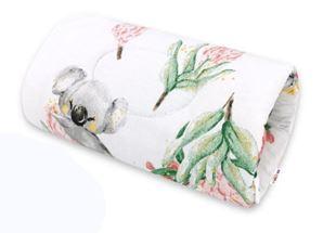 Obrázek Kojící polštář na ruku, Exotika, bílý